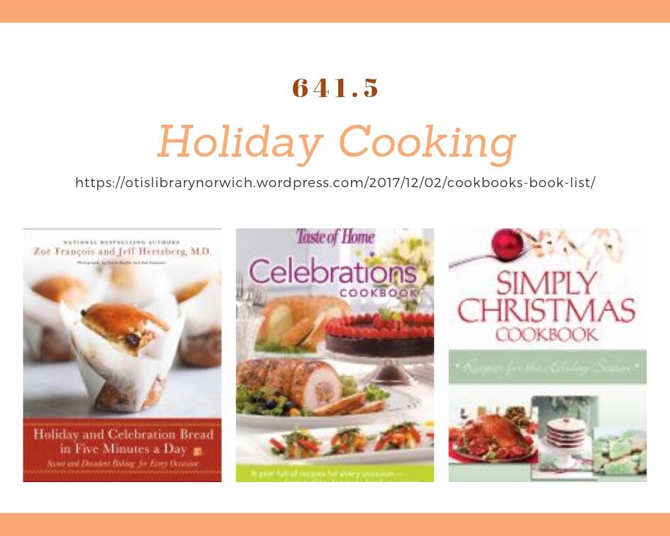 Cookbooks holiday cooking jpg